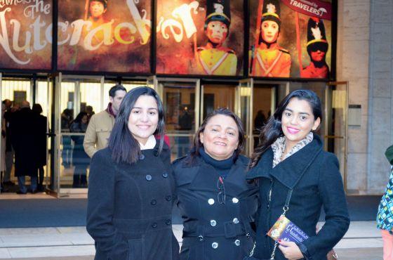 As duas marias com quem estou viajando: mamãe e Jéssica, minha irmã. :)