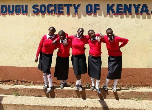 Além do Musyoka, mais alunos precisam de ajuda para pagar os estudos