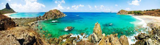 Praia do Cachorro - Fernando de Noronha, um dos lugares que sonho em conhecer! (Foto: Eduardo Muruci)