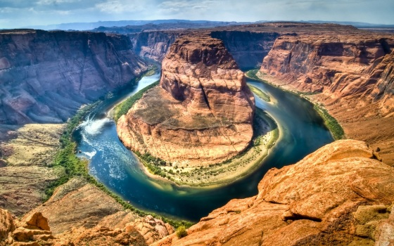 Horseshoe-Bend-Grand-Canyon-USA